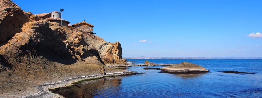 Прогулка на катере до острова Свеятая Анастасия