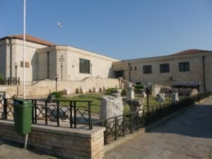 Archaeological museum in Nessebar