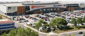 Shopping in Mall Plaza Burgas