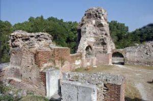 The Roman Baths Varna